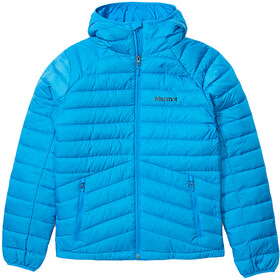 Marmot Highlander Down Hoody Men clear blue